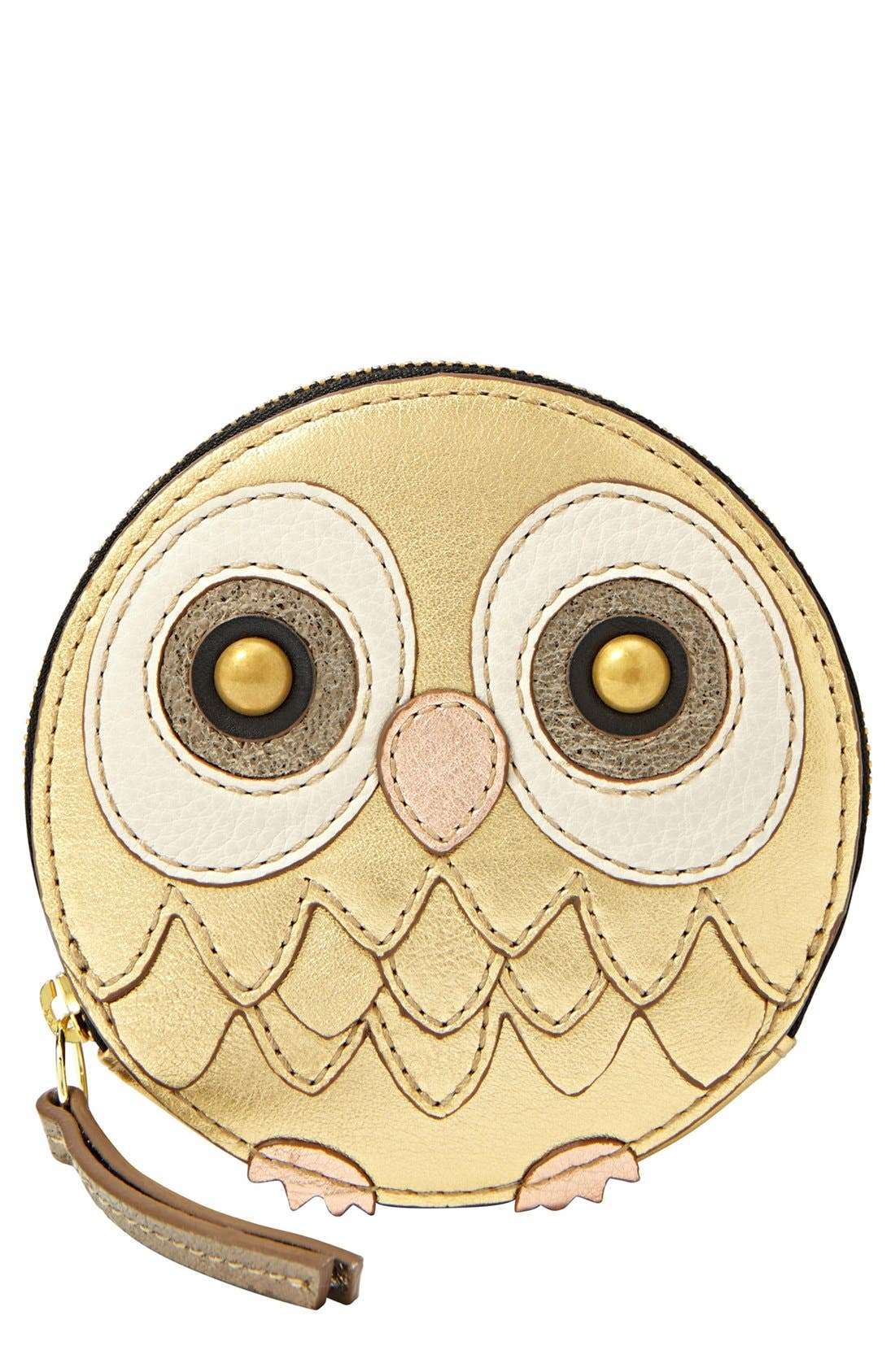 Alternate Image 1 Selected - Fossil Owl Coin Purse