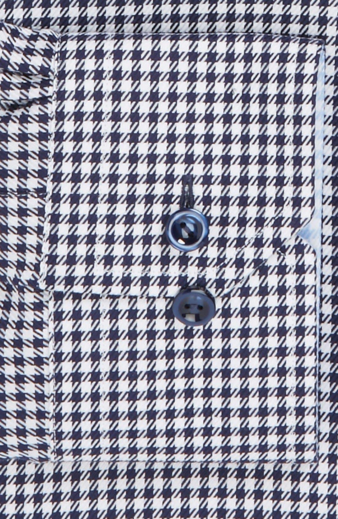 Alternate Image 2  - Eton Contemporary Fit Non-Iron Dress Shirt