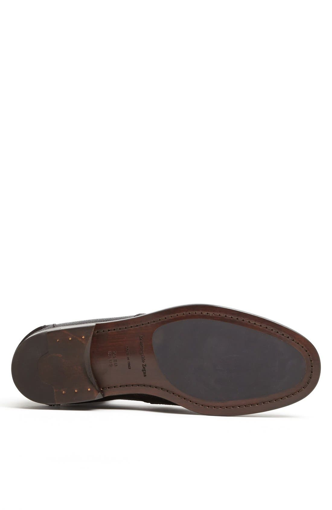 Alternate Image 4  - Ermenegildo Zegna 'College' Penny Loafer
