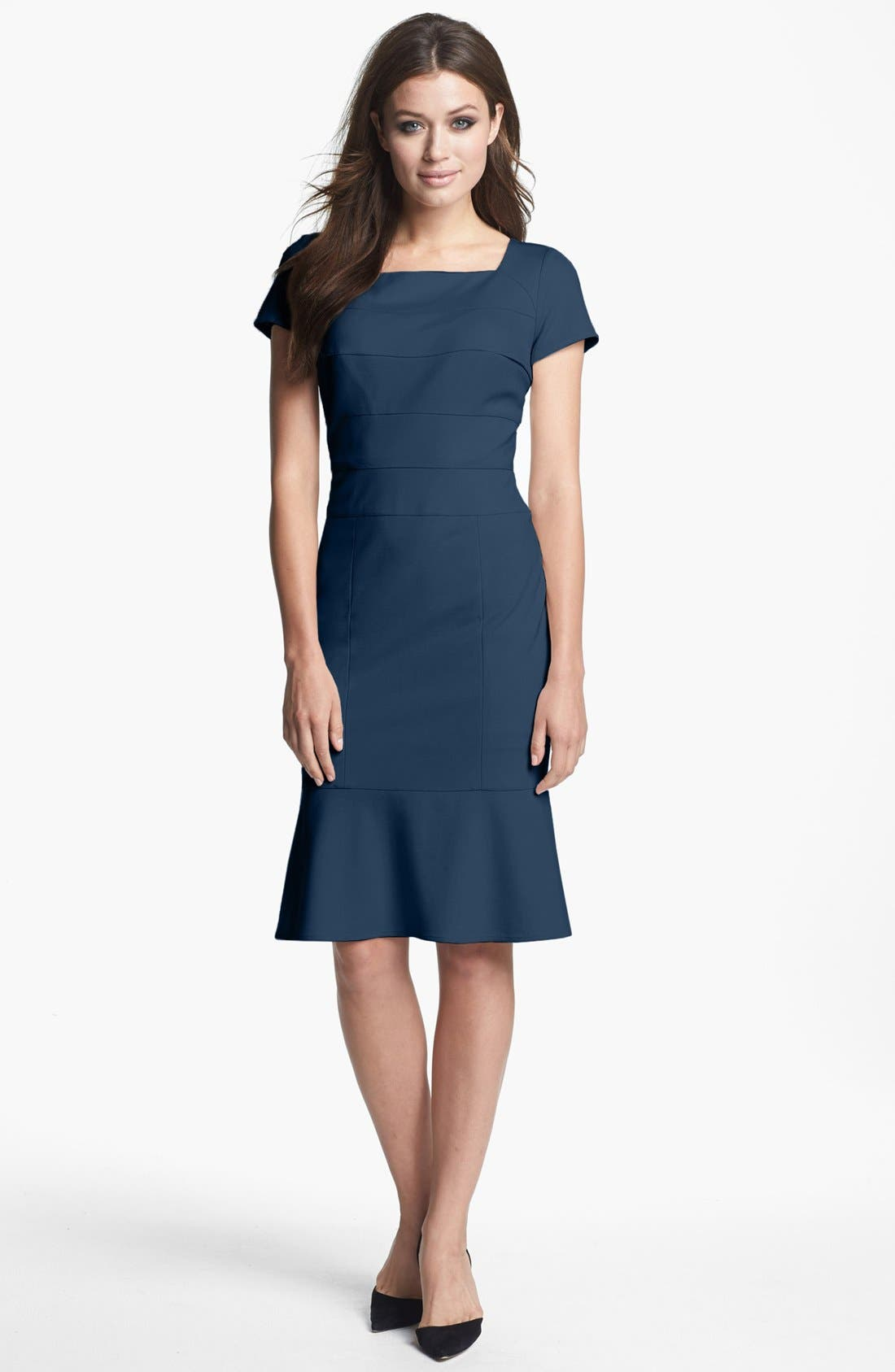 Alternate Image 1 Selected - Adrianna Papell Sheath Dress