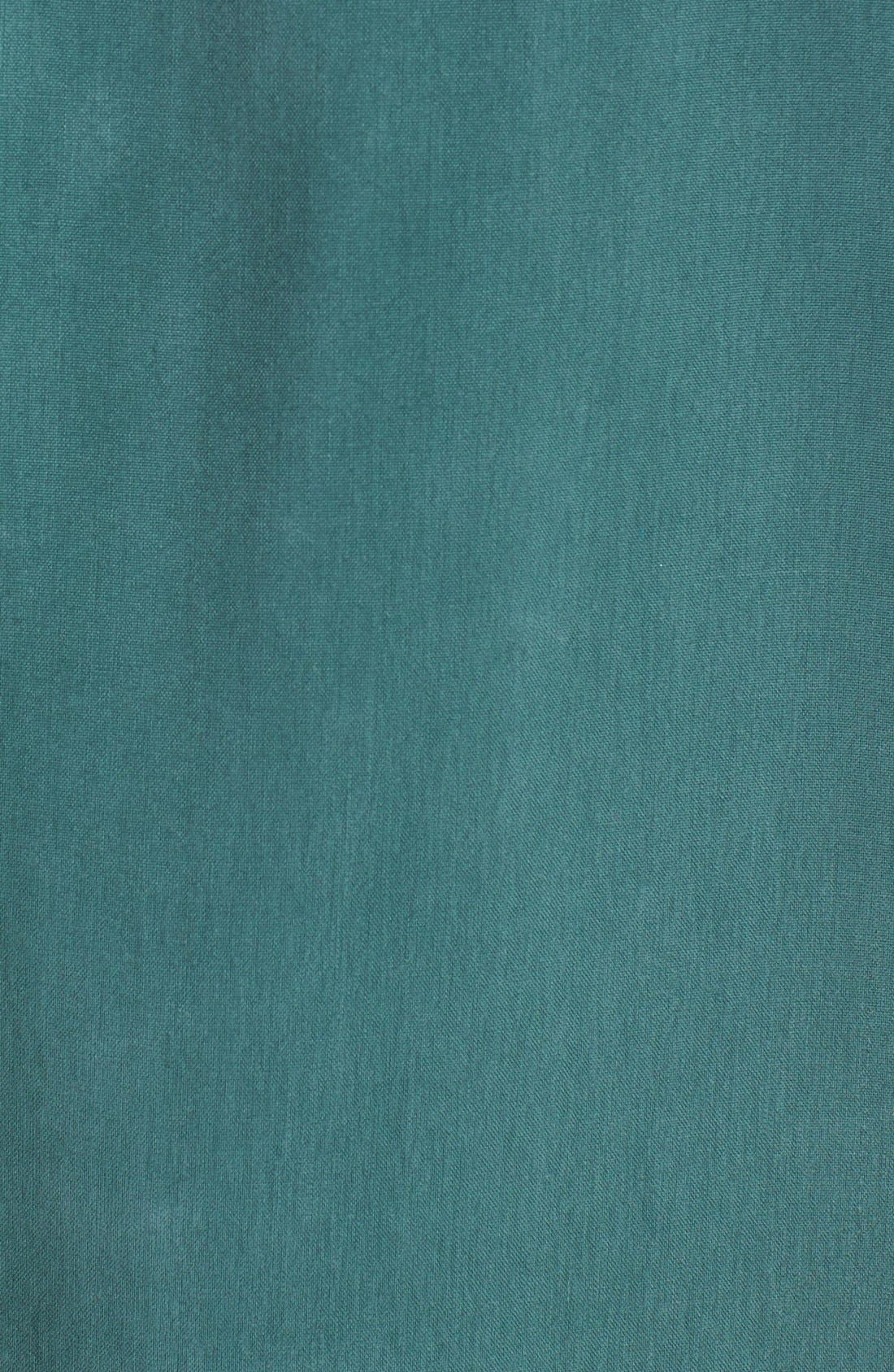 Alternate Image 3  - Nat Nast 'Down the Line' Short Sleeve Silk Sport Shirt
