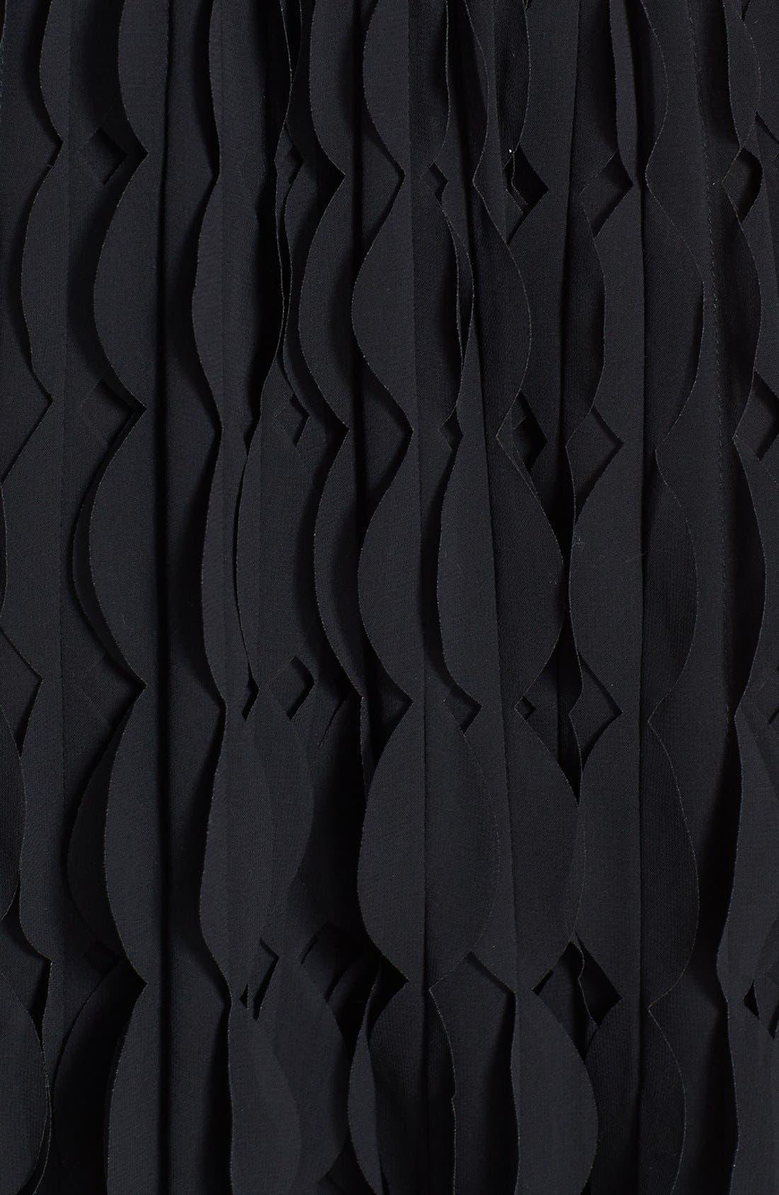 Alternate Image 3  - Diane von Furstenberg 'Gia' Ruffle Skirt Fit & Flare Dress