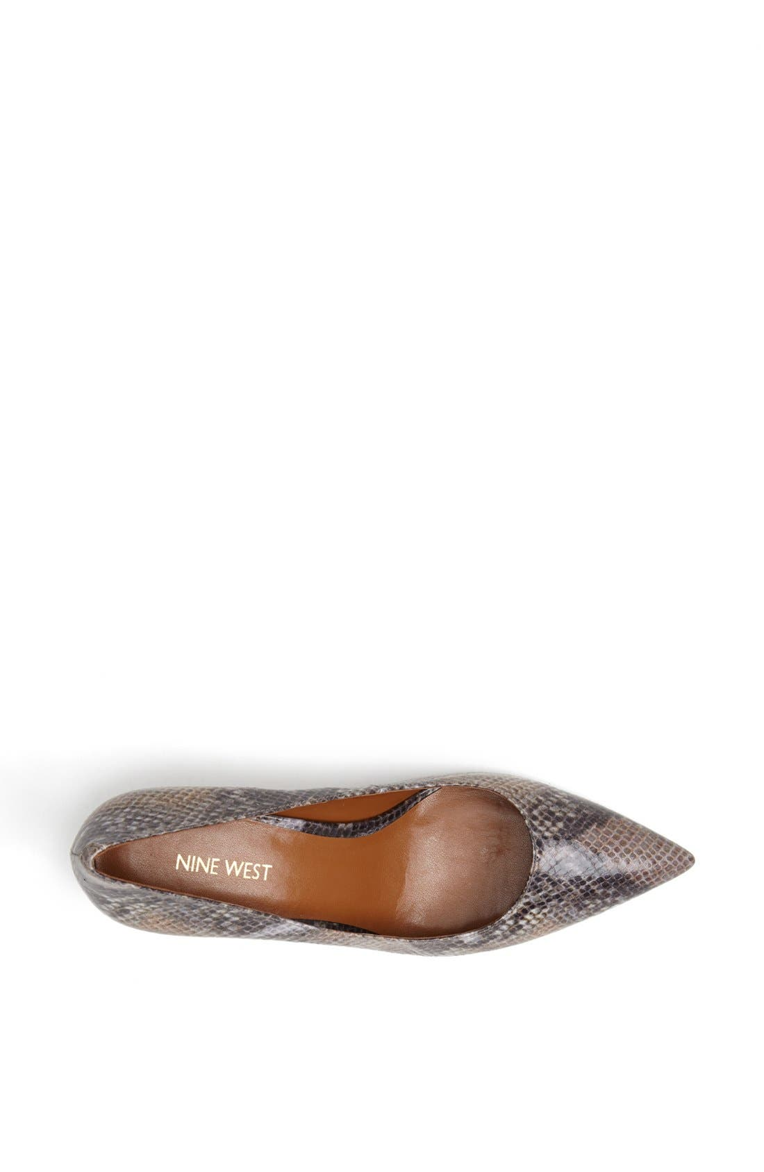 Alternate Image 3  - Nine West 'Margot' Pointy Toe Pump