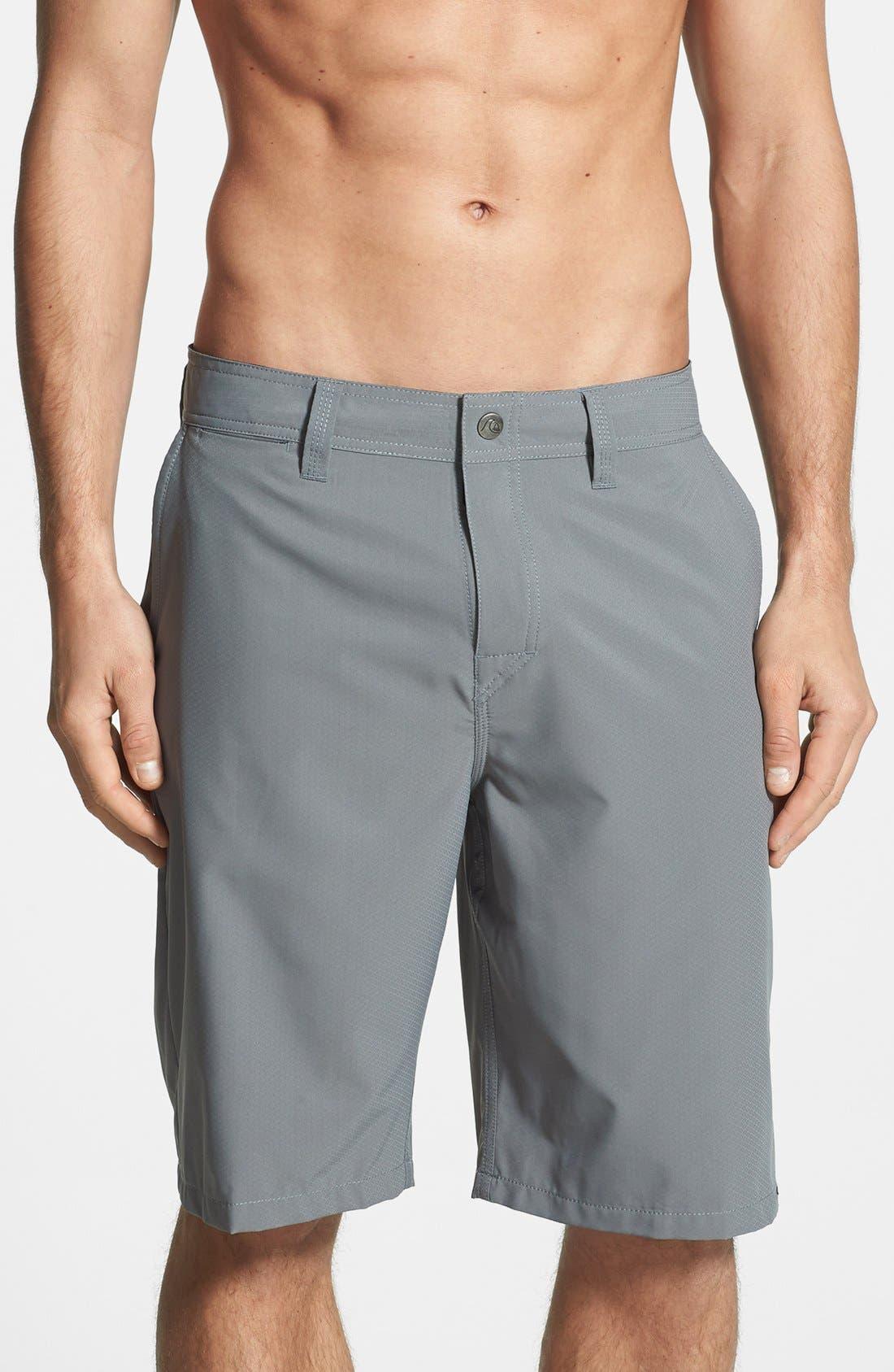 Alternate Image 1 Selected - Quiksilver 'Dry Dock' Hybrid Shorts