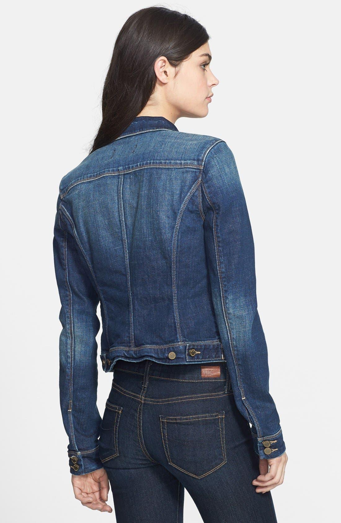 Alternate Image 2  - Paige Denim 'Vermont' Jacket