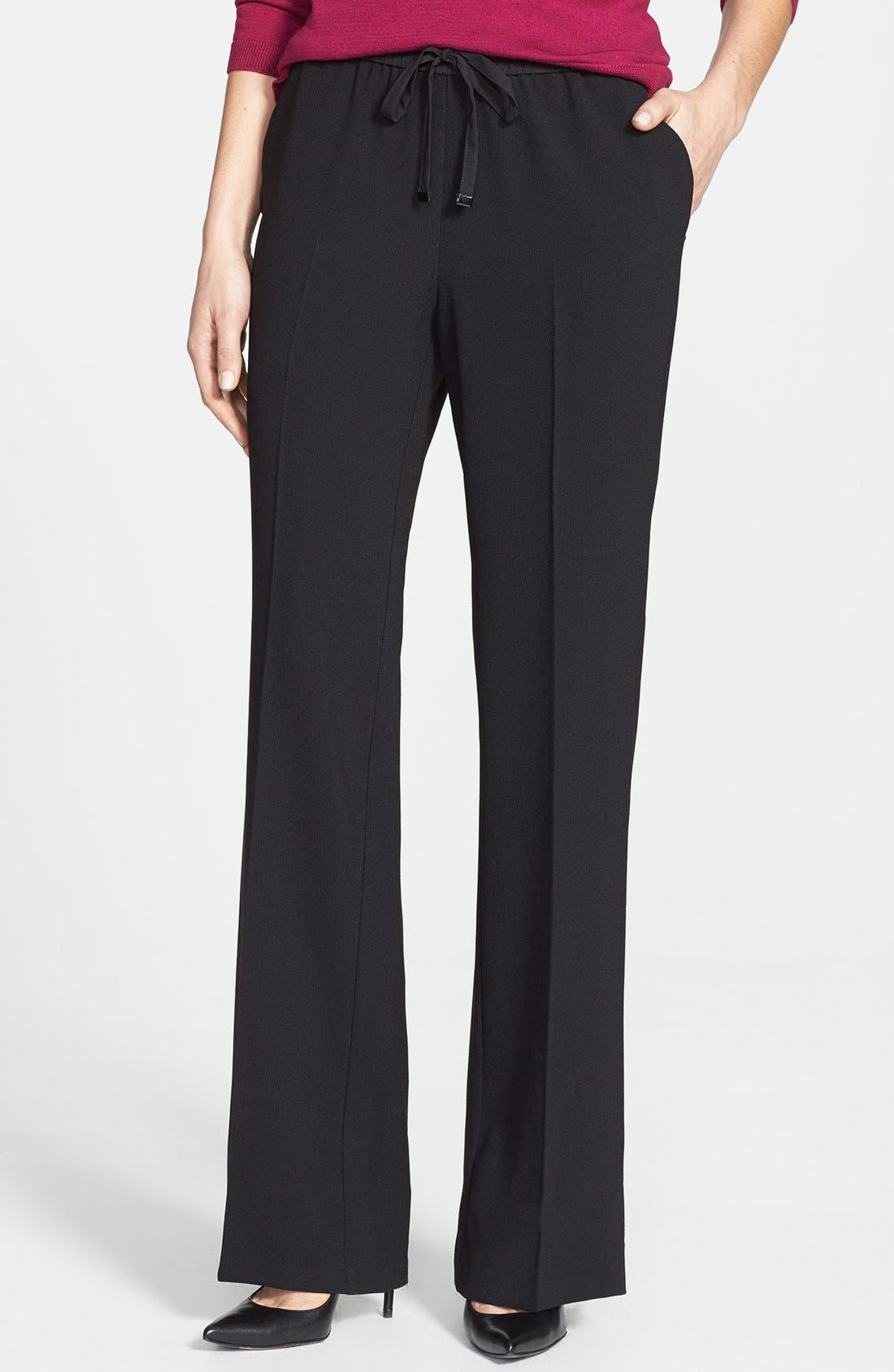 Alternate Image 1 Selected - Kenneth Cole New York 'Maya' Drawstring Waist Pants