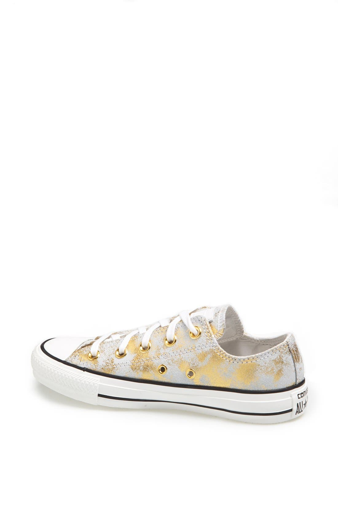 Alternate Image 2  - Converse Chuck Taylor® All Star® Low Sneaker (Women)