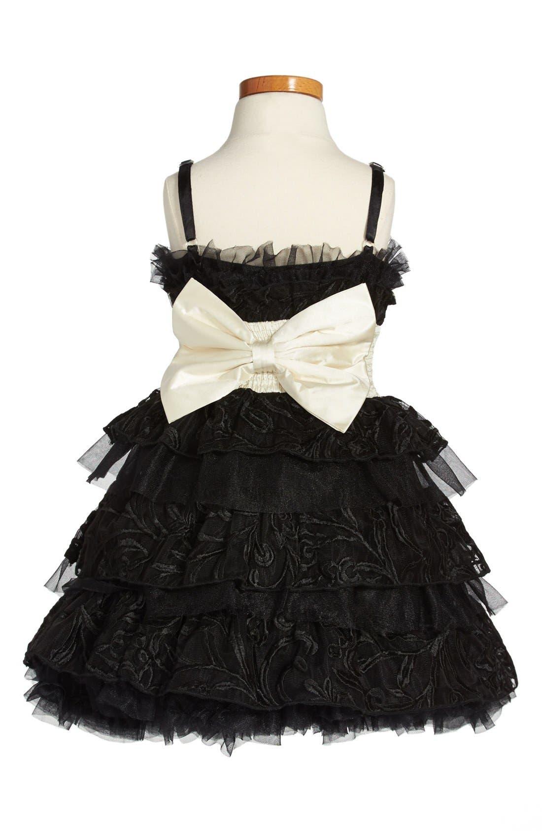 Alternate Image 2  - Ooh! La, La! Couture 'Wow - Cake' Dress (Little Girls & Big Girls)