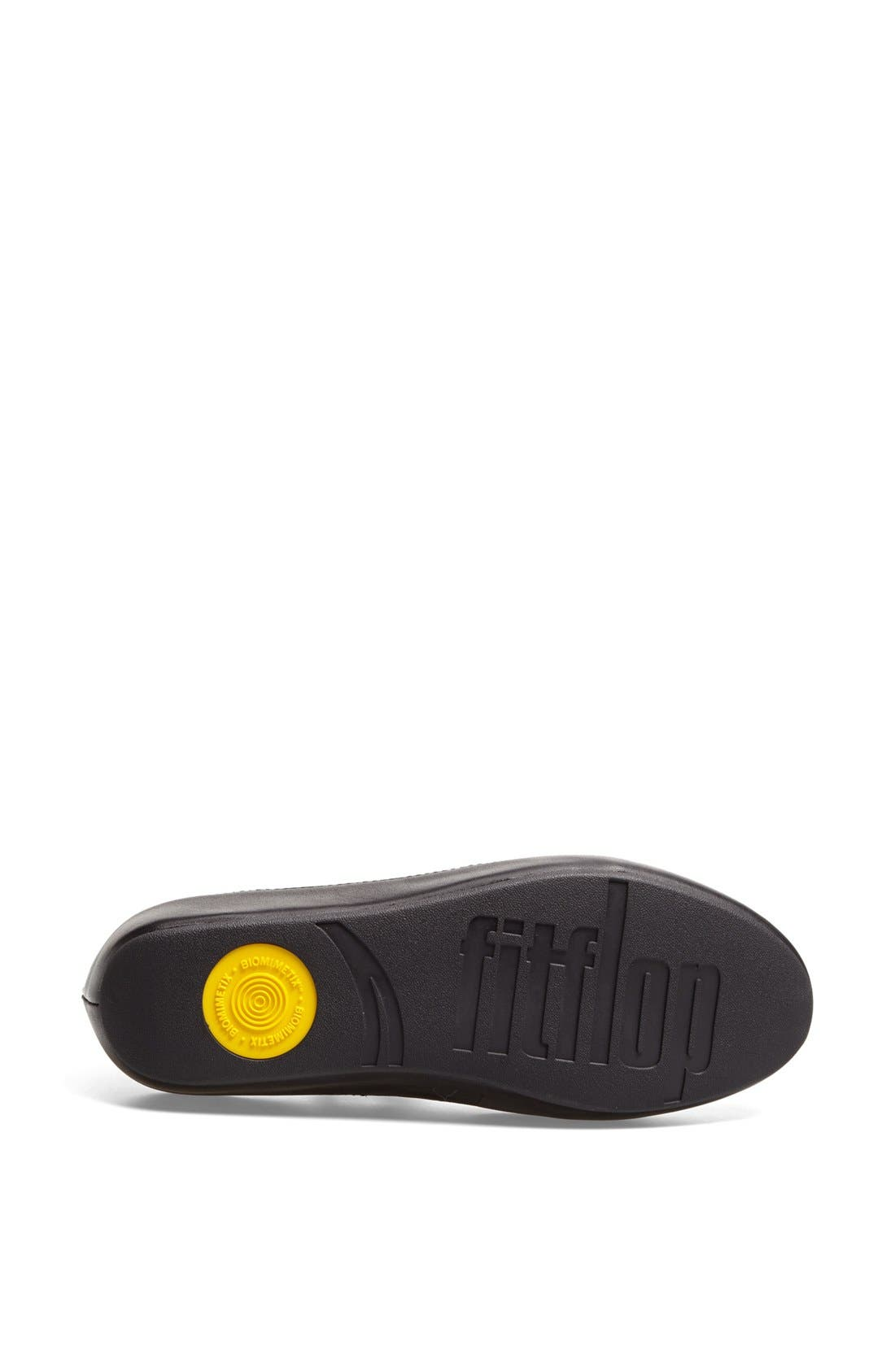 Alternate Image 4  - FitFlop 'Dué™ Pop' Leather Loafer