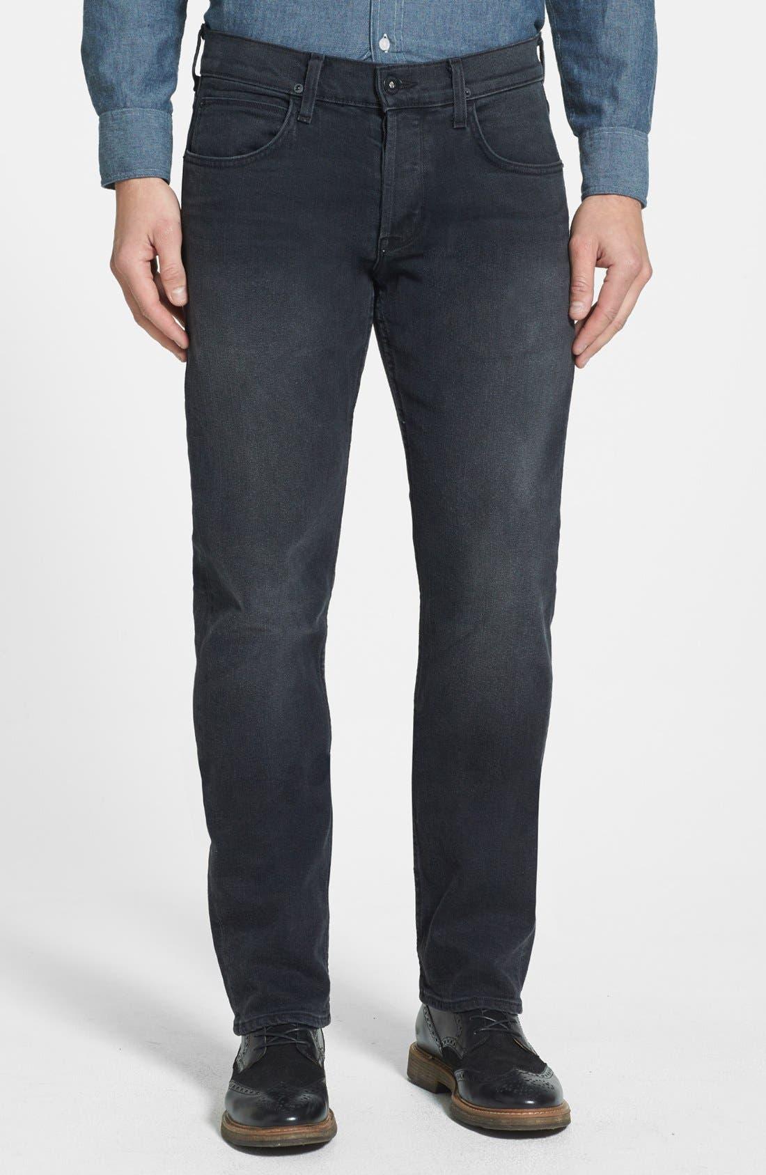 Alternate Image 1 Selected - Hudson Jeans 'Byron' Straight Leg Jeans (Legion)