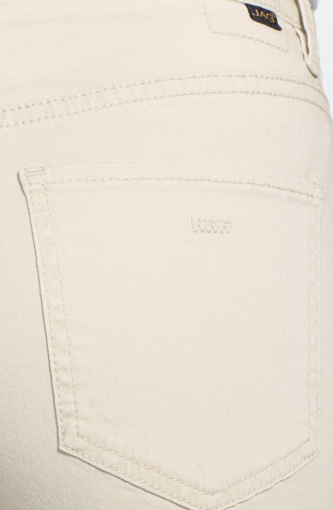 Alternate Image 2  - Jag Jeans 'Jackson' Stretch Straight Leg Jeans