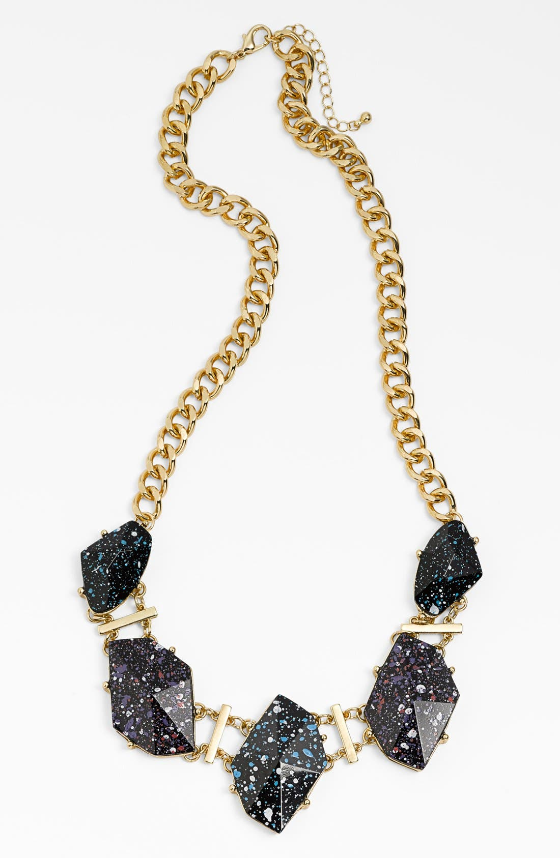 Alternate Image 1 Selected - Leith 'Cosmic Stone' Necklace