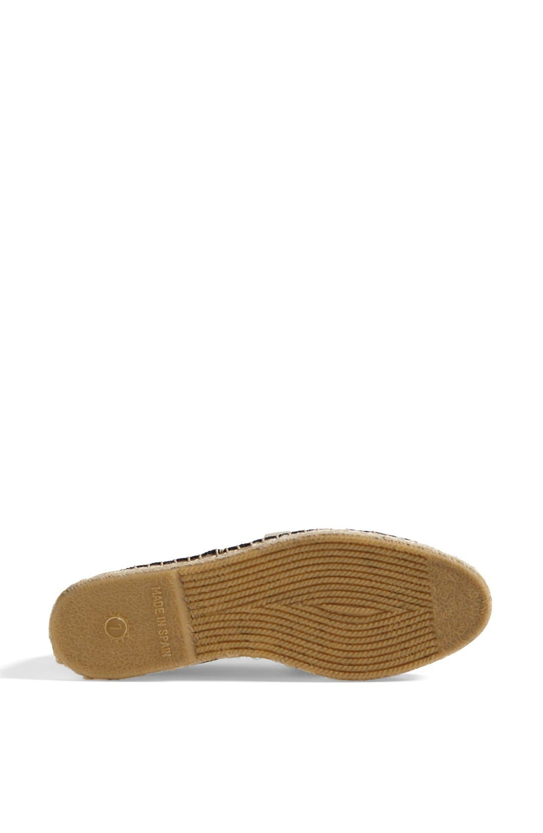Alternate Image 4  - kate spade new york 'lina' espadrille oxford