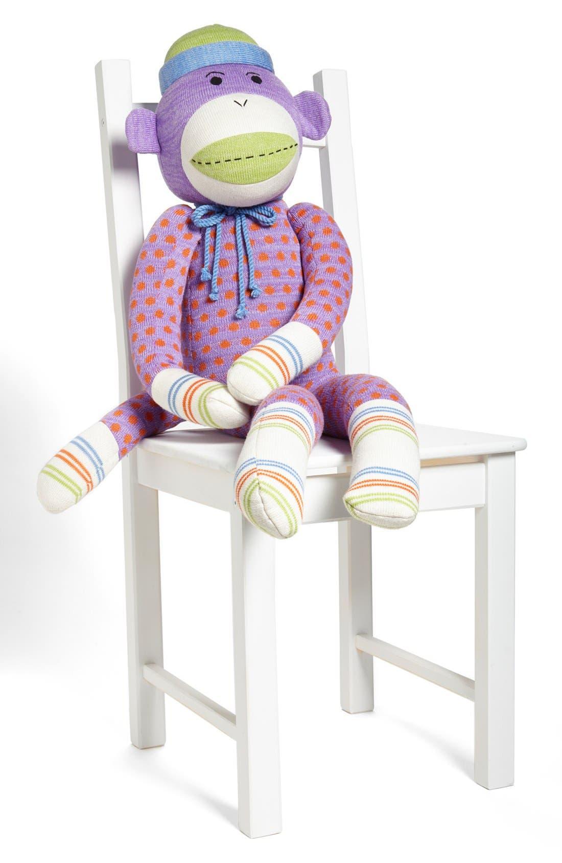Alternate Image 1 Selected - Genuine Monkeez & Friends 'Dotty - Jumbo' Stuffed Monkey