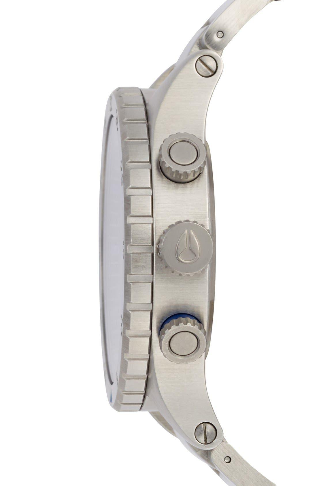 Alternate Image 3  - Nixon 'The 48-20' Chronograph Watch, 48mm