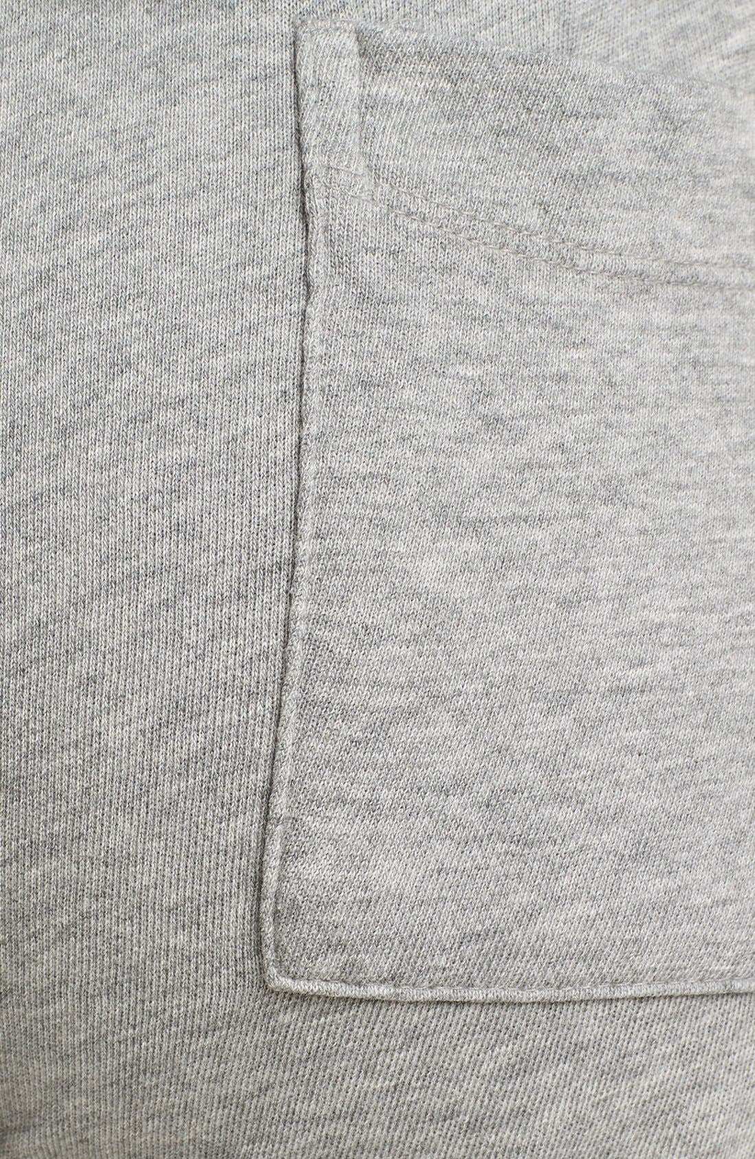 Classic Sweatpants,                             Alternate thumbnail 3, color,                             Heather Grey