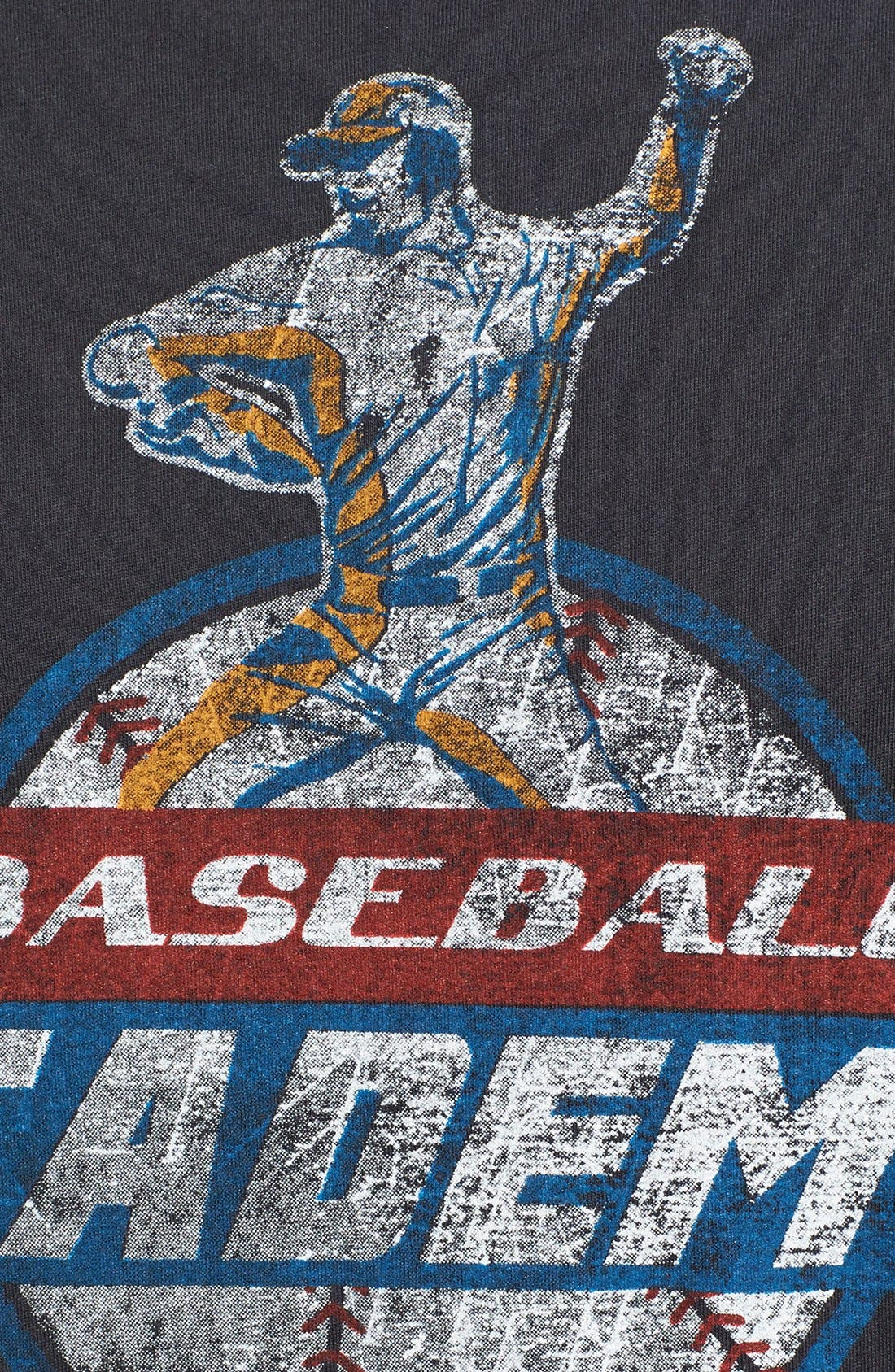 Alternate Image 3  - 7th Inning Stretch 'Academy' Slim Fit T-Shirt