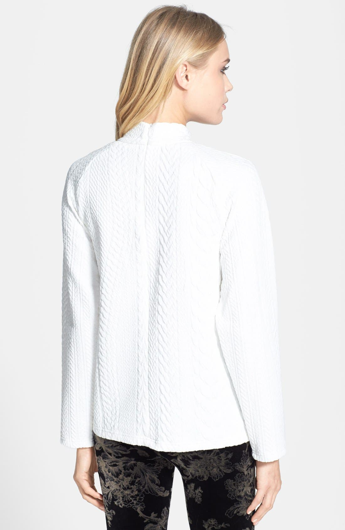 Alternate Image 2  - Topshop 'The Collection Starring Kate Bosworth' Knit Sweater