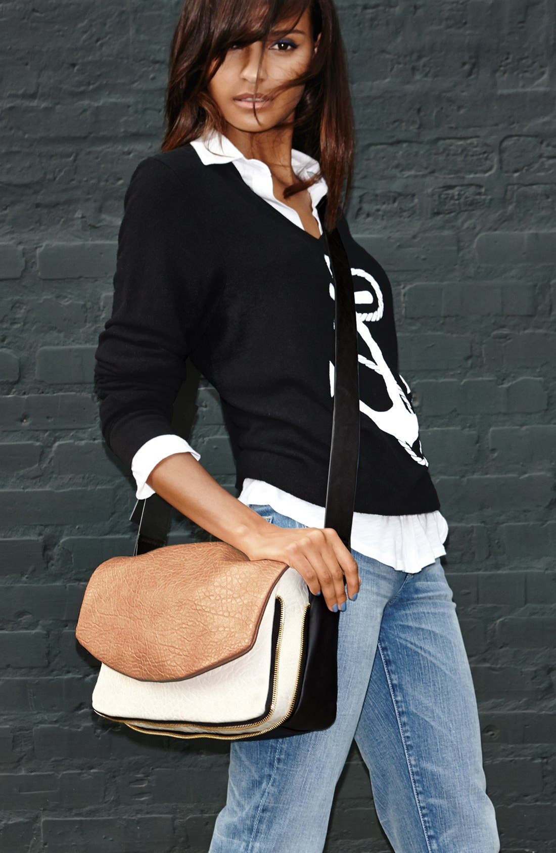 Alternate Image 2  - French Connection 'Chelsea' Crossbody Bag