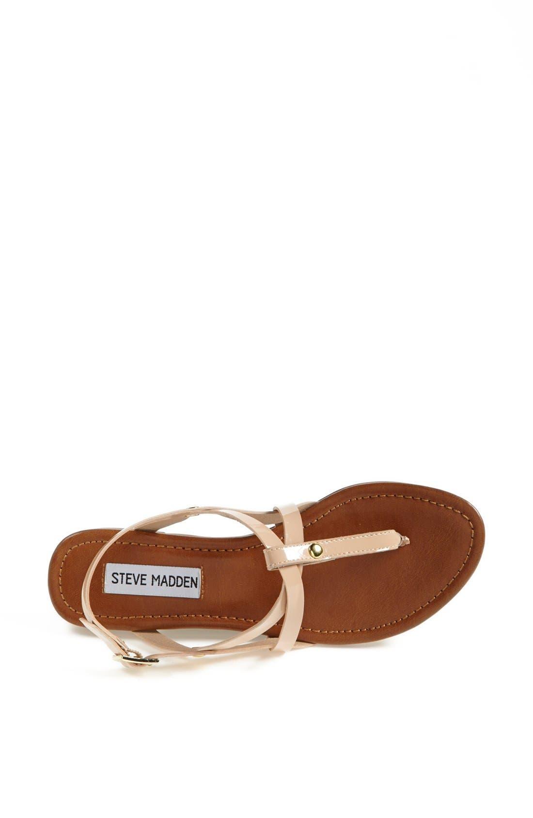 Alternate Image 3  - Steve Madden 'Kroatia' Patent Sandal
