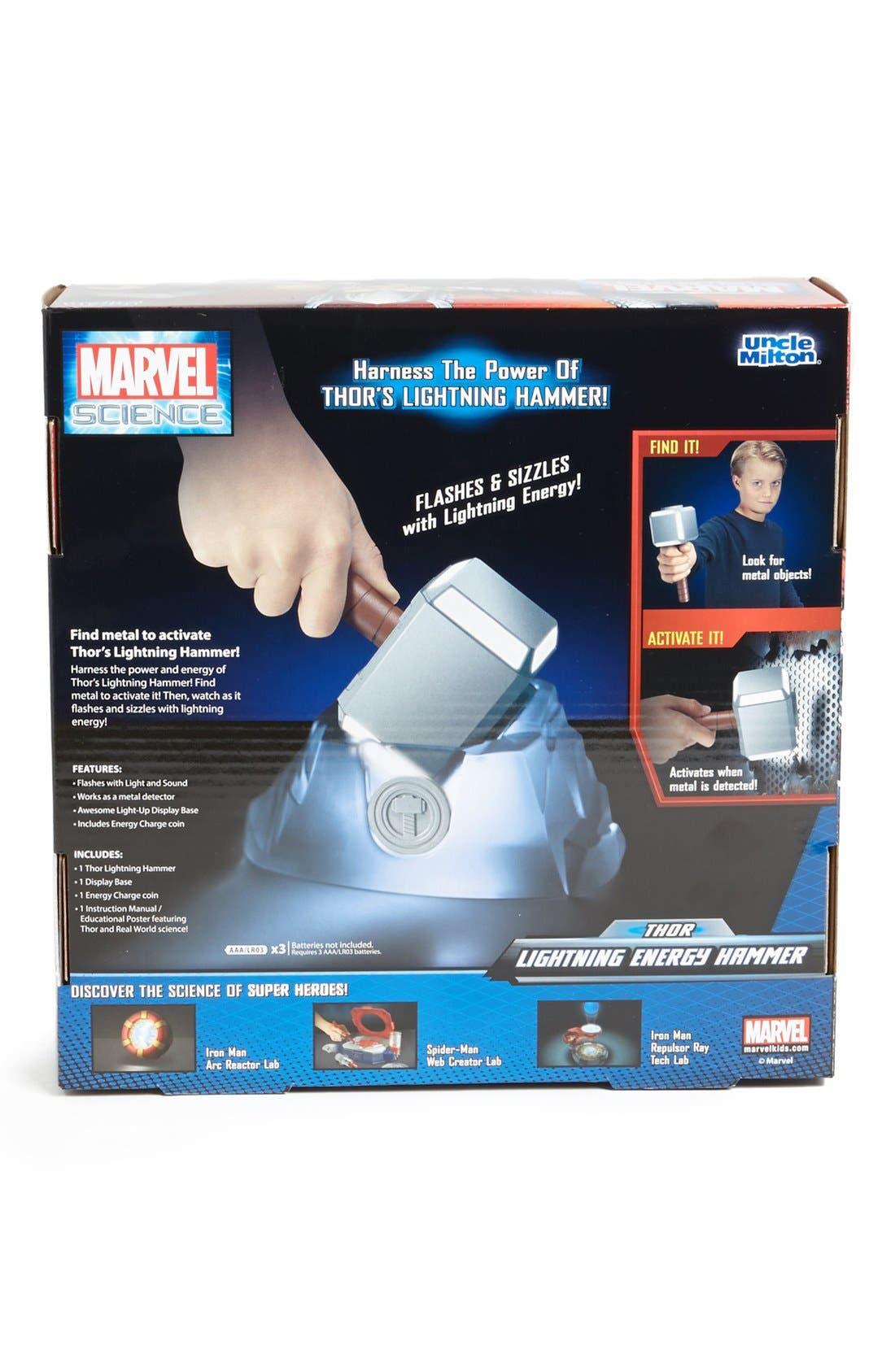 Alternate Image 2  - Uncle Milton 'Thor's Lightning' Energy Hammer