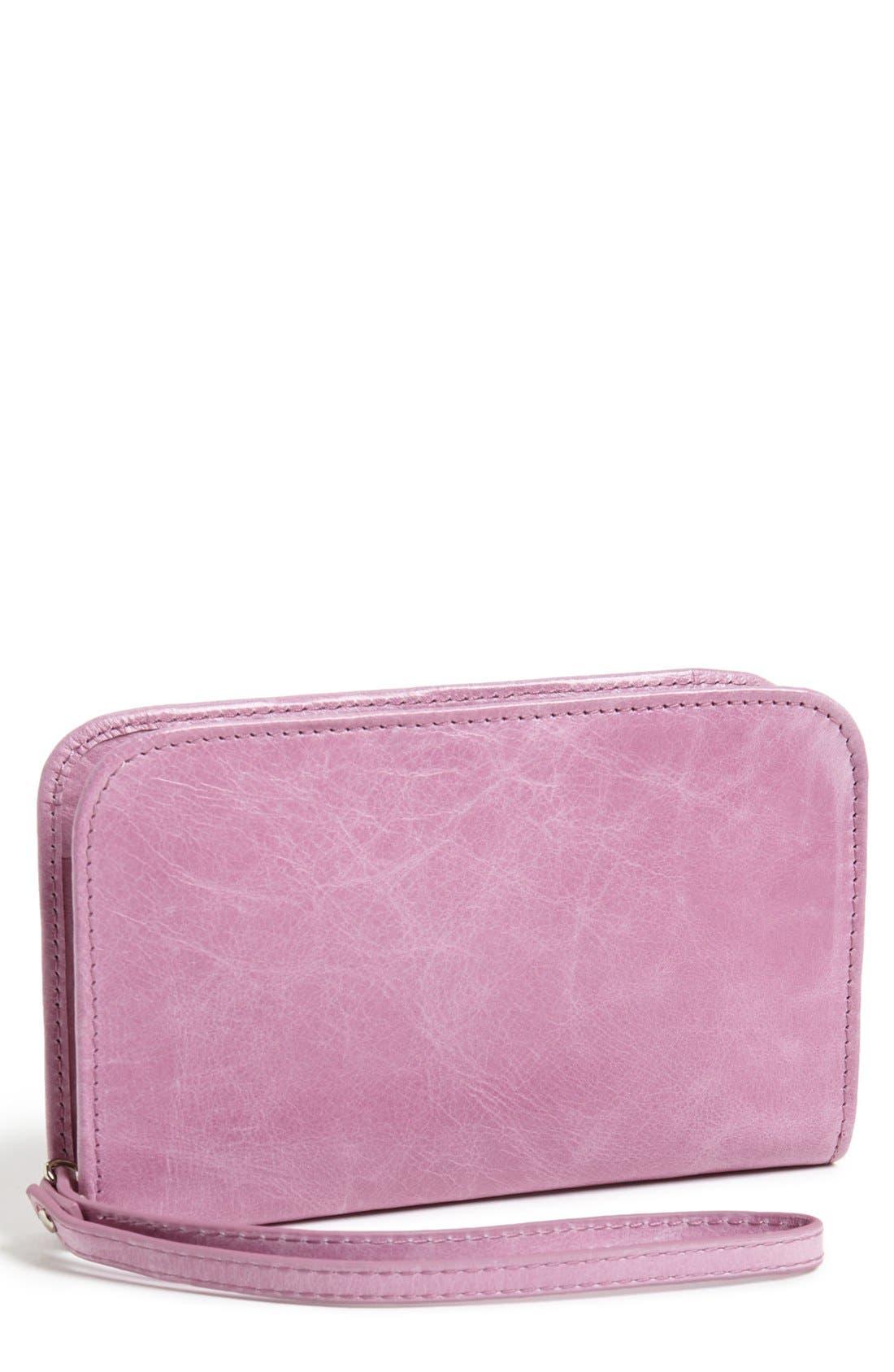 Alternate Image 1 Selected - Hobo 'Jess' Phone Wallet