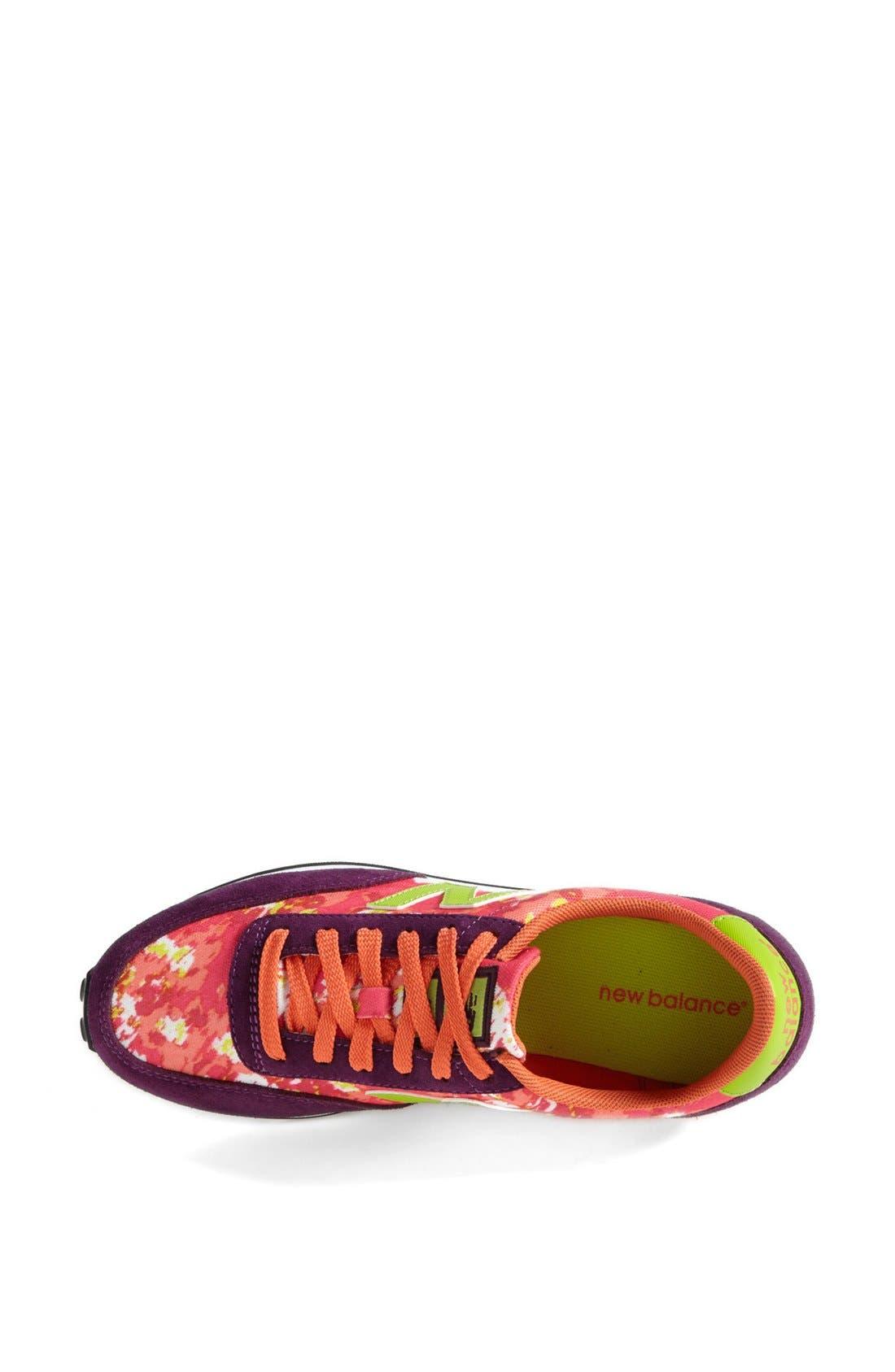 Alternate Image 3  - New Balance '410 Floral Blur' Sneaker (Women)