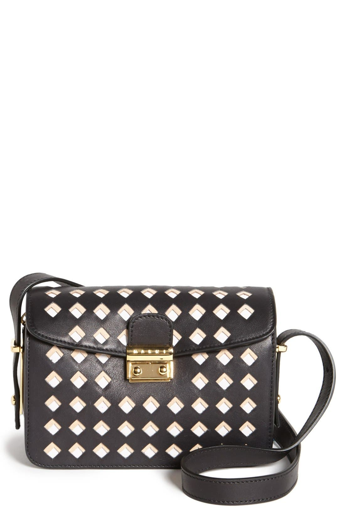 Alternate Image 1 Selected - Marni Cutout Crossbody Bag