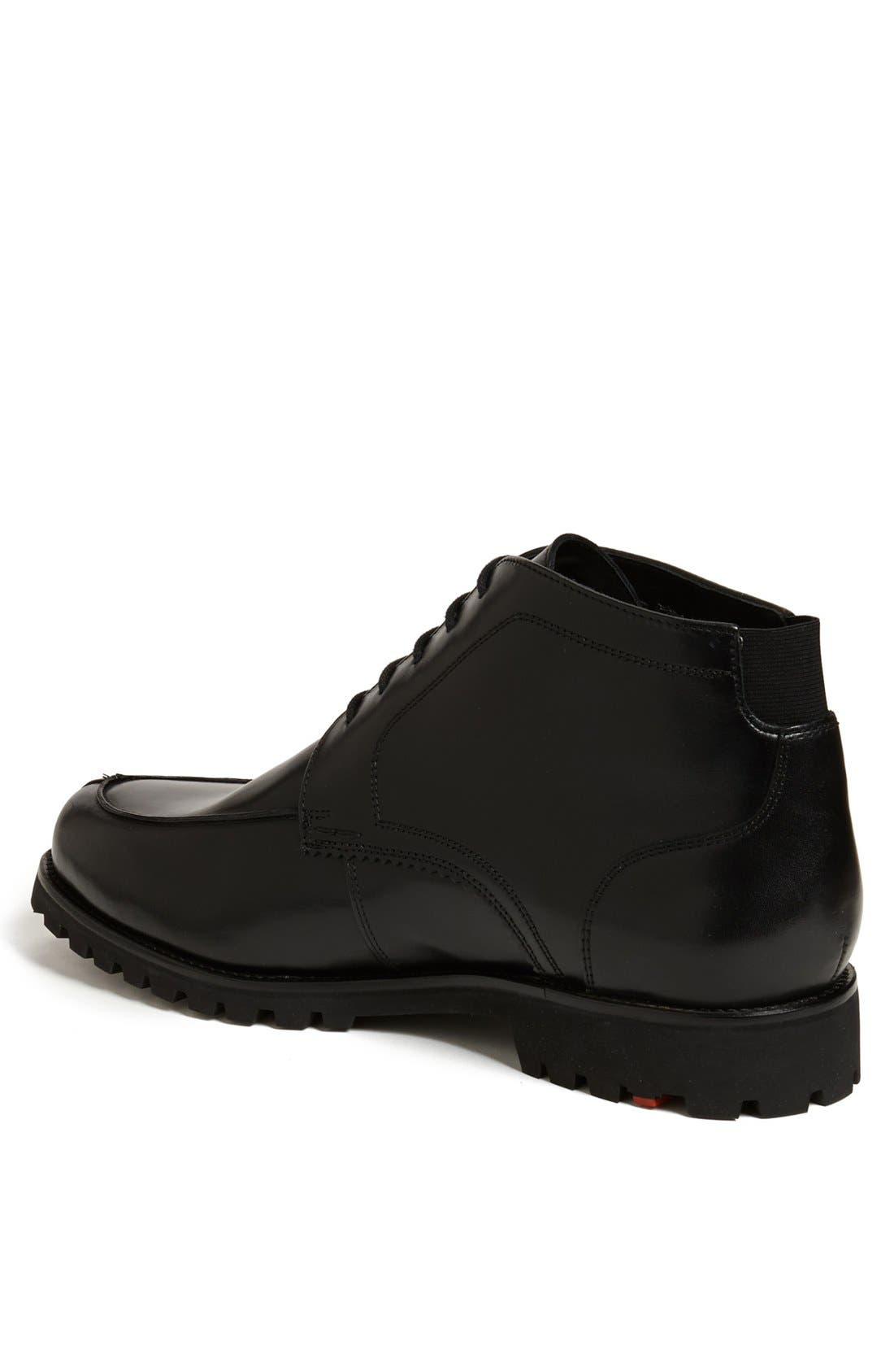 'Varello' Chukka Boot,                             Alternate thumbnail 2, color,                             Black