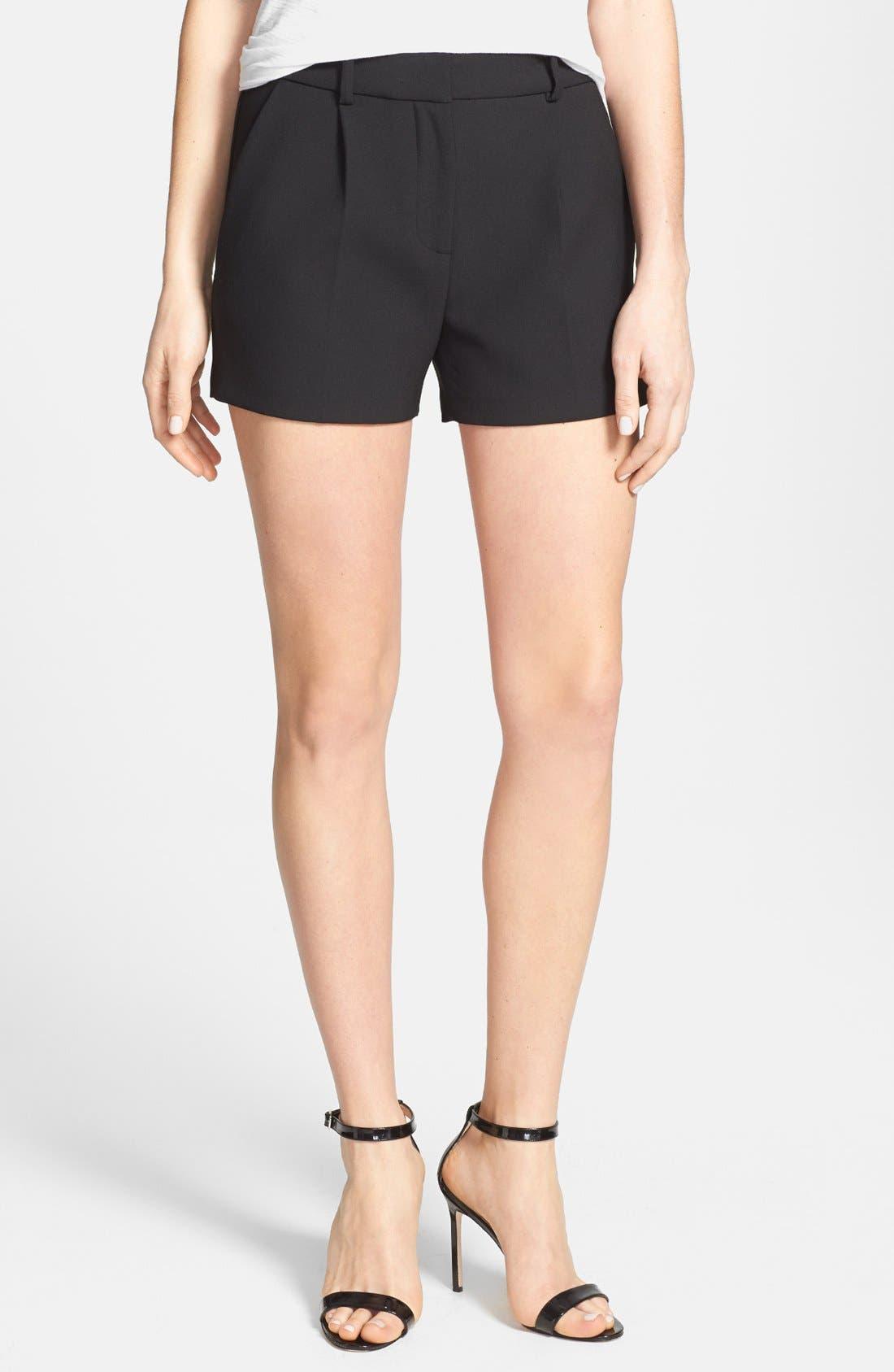 Main Image - Diane von Furstenberg 'Naples' Stretch Shorts