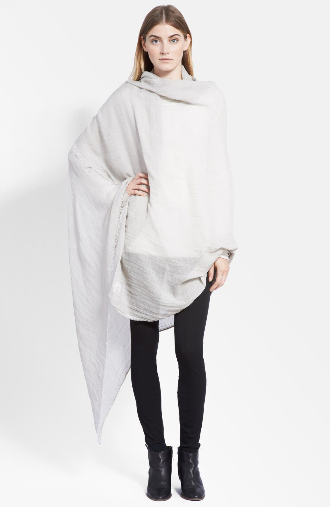 Alternate Image 2  - Rick Owens Oversized Scarf