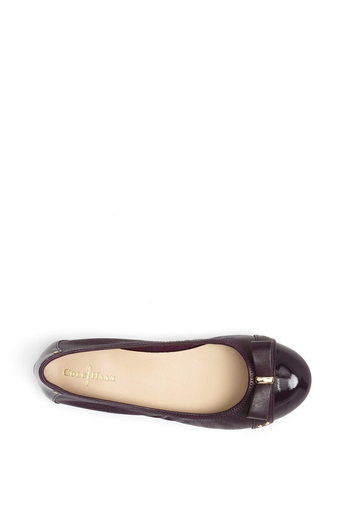 Alternate Image 3  - Cole Haan 'Air Monica' Ballet Flat