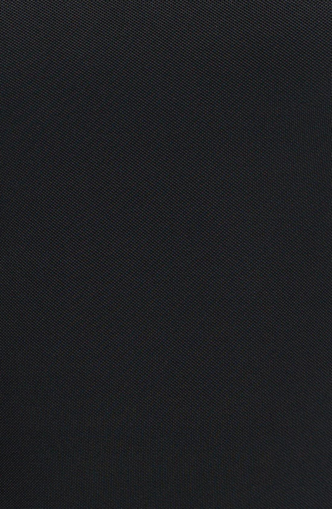 Alternate Image 4  - BCBGMAXAZRIA Draped Jersey Dress