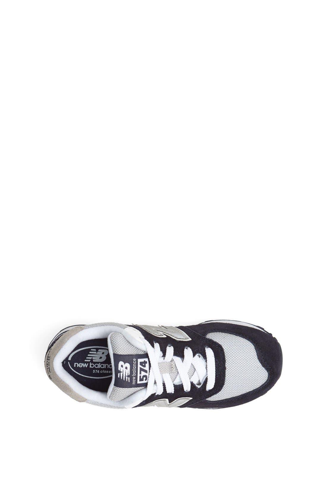 Alternate Image 3  - New Balance '574 Classic' Sneaker (Toddler & Little Kid)