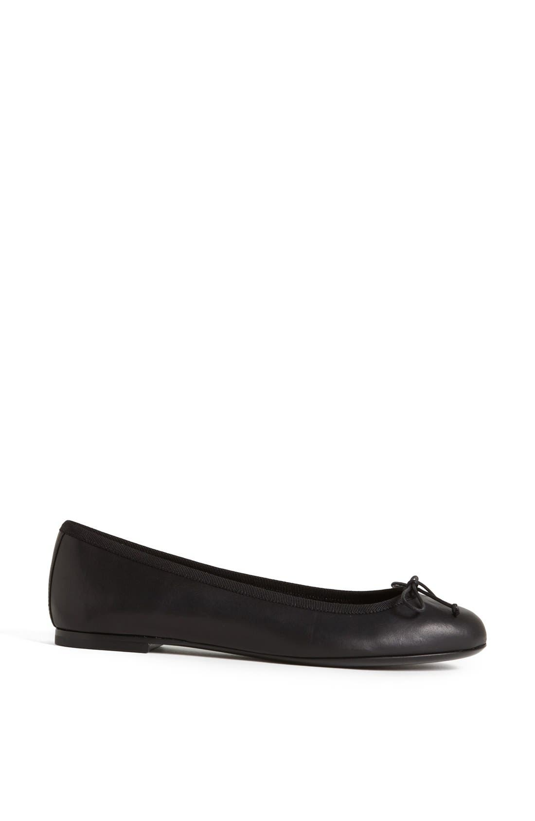 Alternate Image 4  - Saint Laurent 'Dance' Leather Ballet Flat