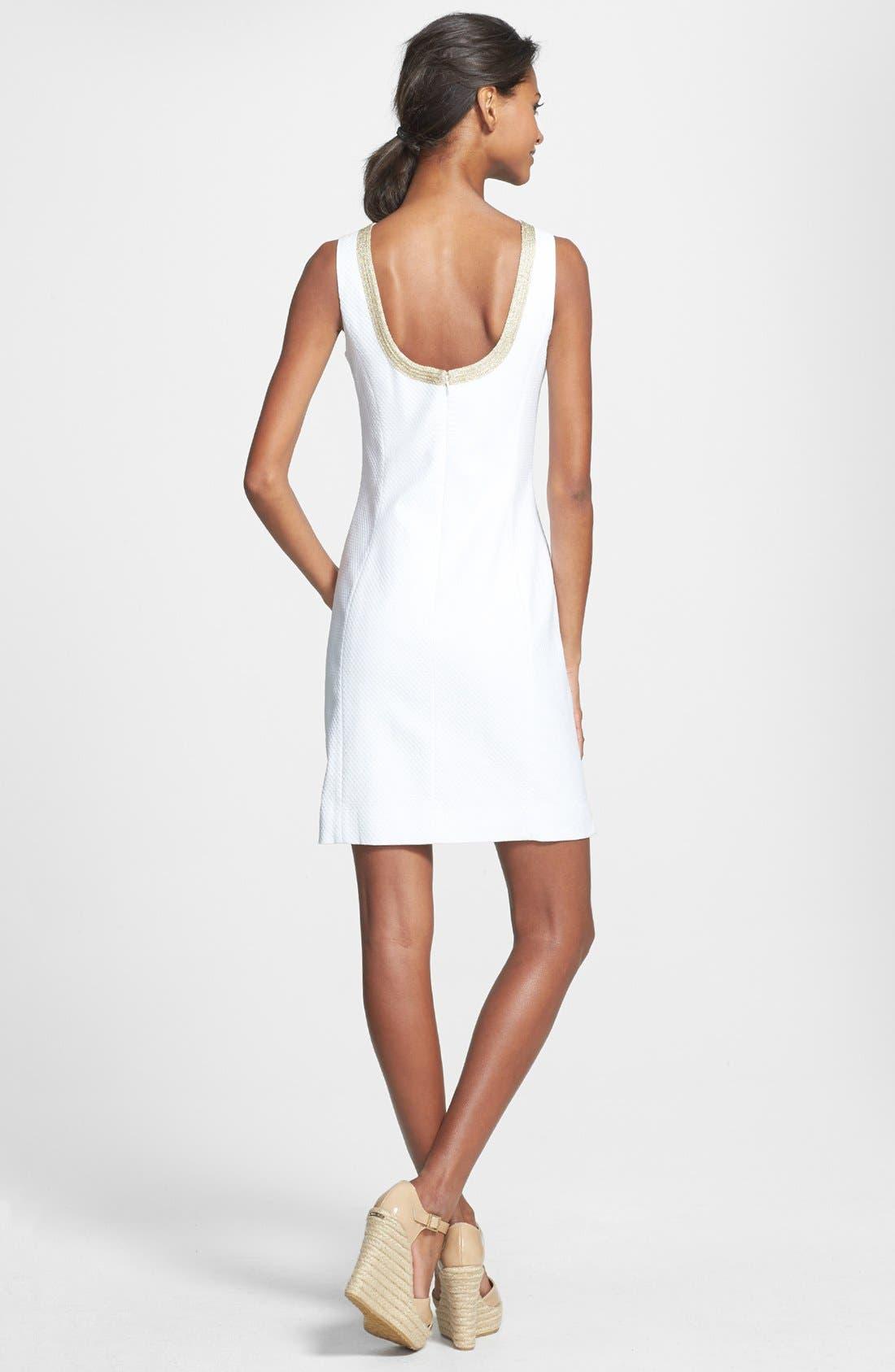 Alternate Image 2  - Lilly Pulitzer® 'Janice' Shift Dress
