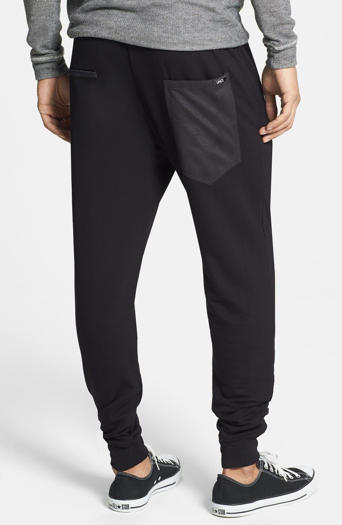 Alternate Image 2  - UNCL Jogger Pants
