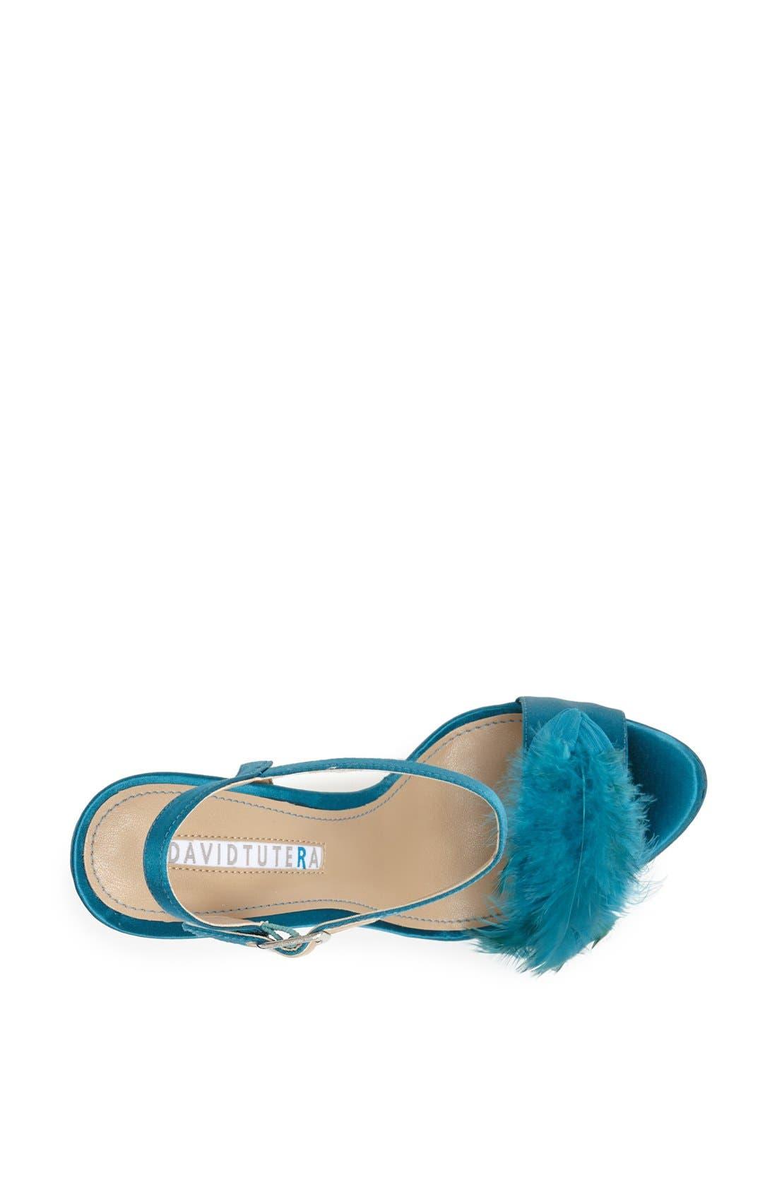 Alternate Image 3  - David Tutera 'Adore' Platform Sandal