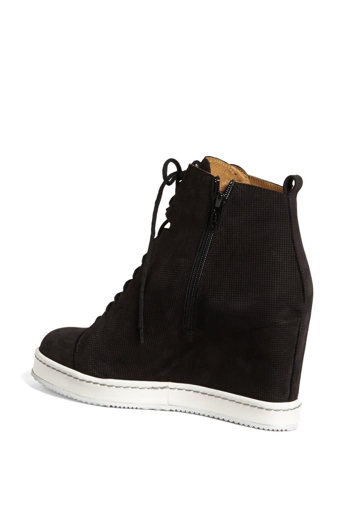 Alternate Image 2  - MM6 Maison Margiela Wedge Sneaker (Online Only)