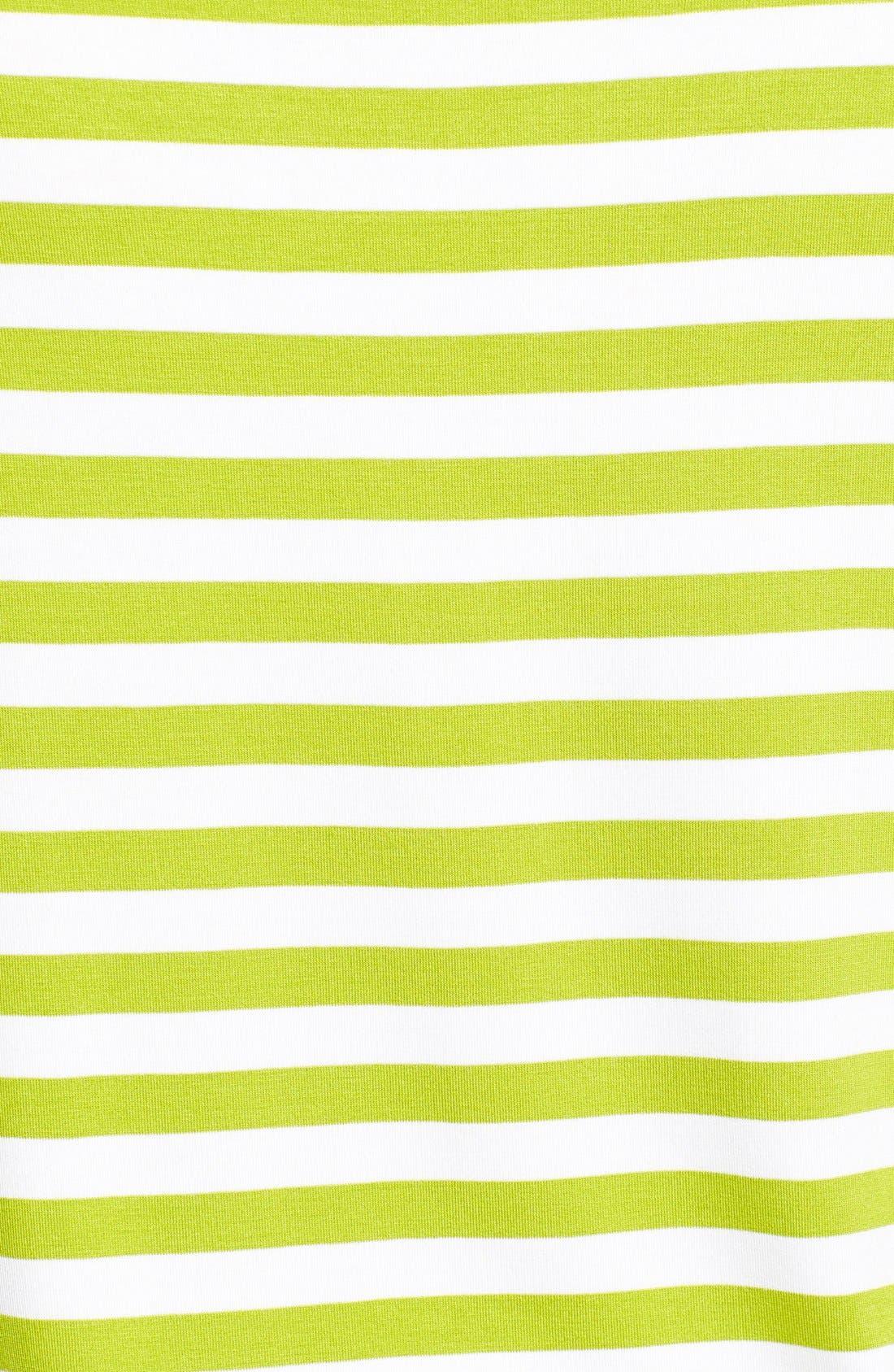Alternate Image 3  - MICHAEL Michael Kors Stripe Tee (Plus Size)