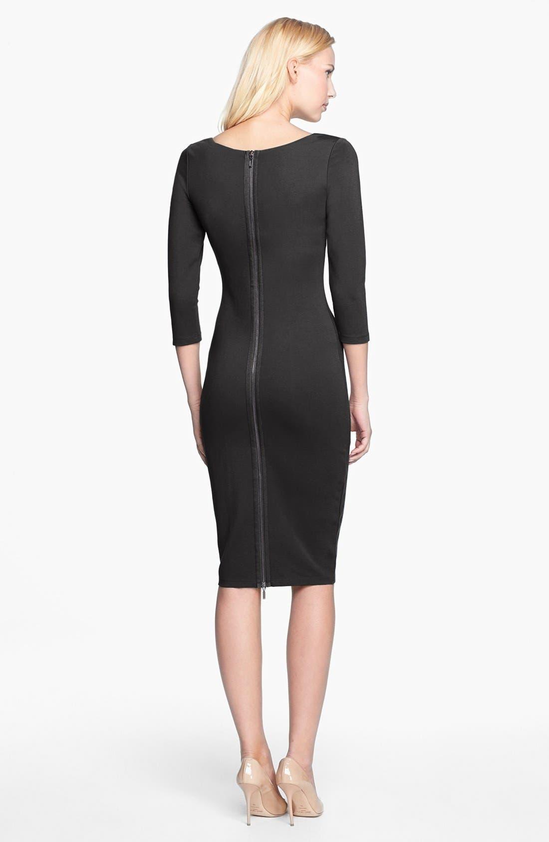 Alternate Image 2  - Felicity & Coco Midi Sheath Dress (Nordstrom Exclusive)
