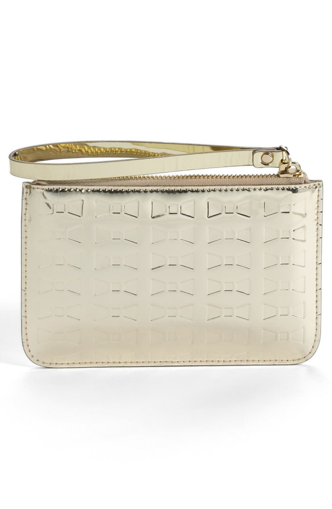 Alternate Image 2  - kate spade new york 'fancy that - bee' wristlet