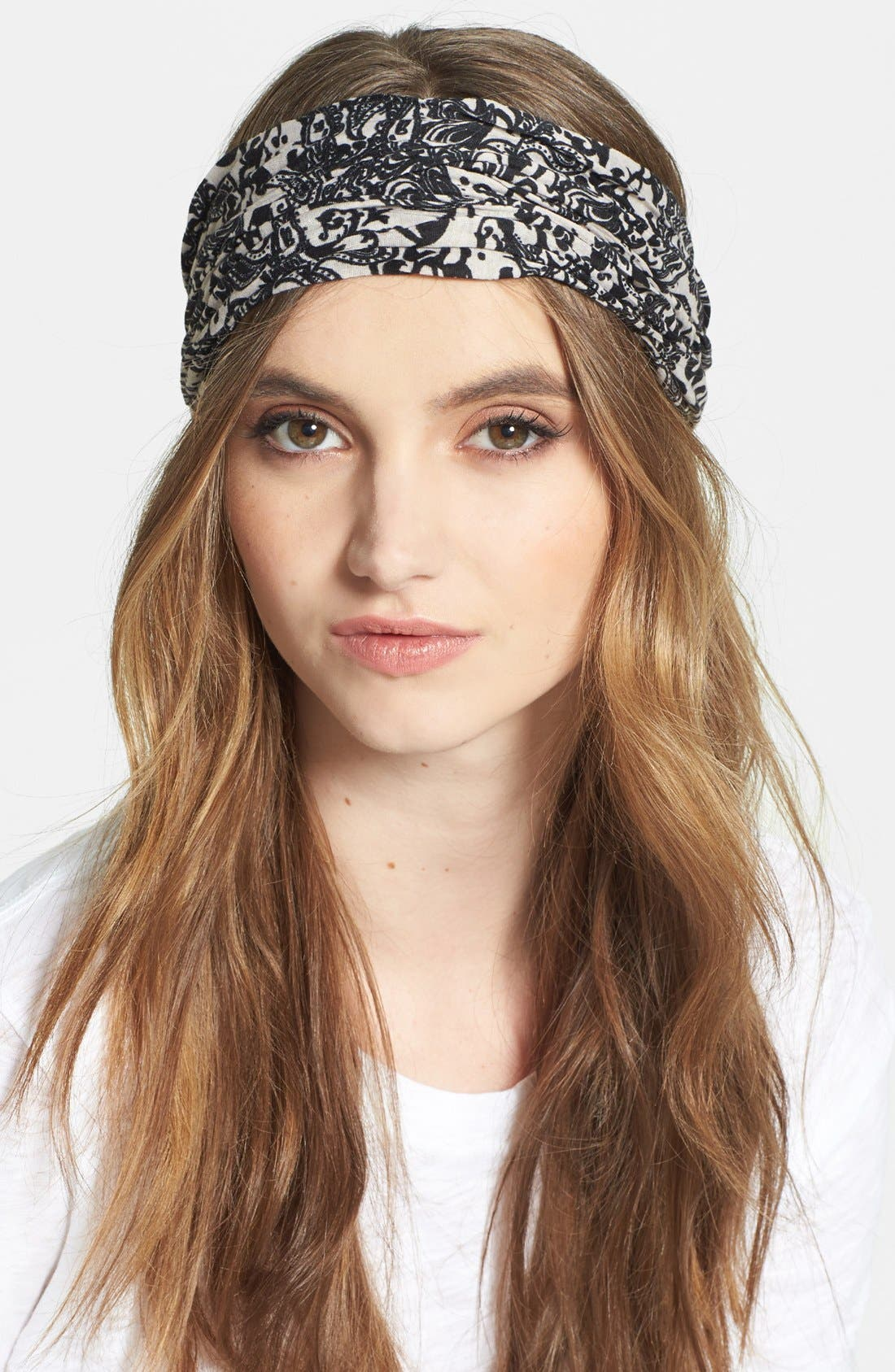 Main Image - Tasha Paisley Head Wrap