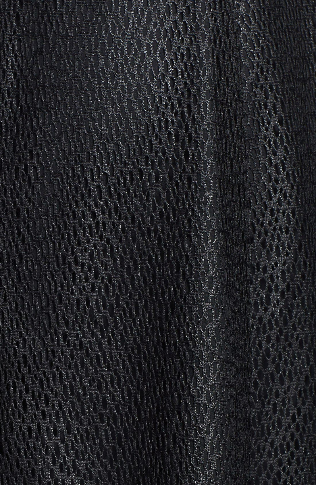 Alternate Image 3  - Tildon Textured Woven Midi Skirt