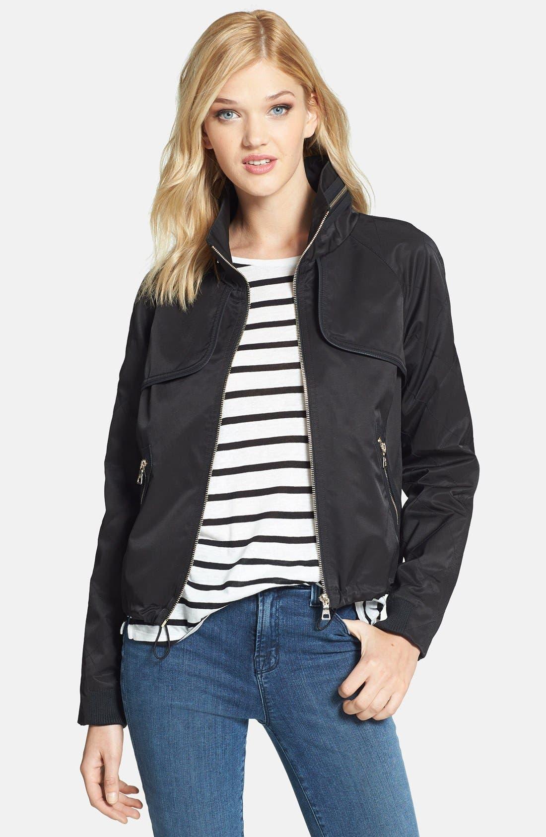 Alternate Image 1 Selected - Sam Edelman 'Stacie' Front Zip Jacket