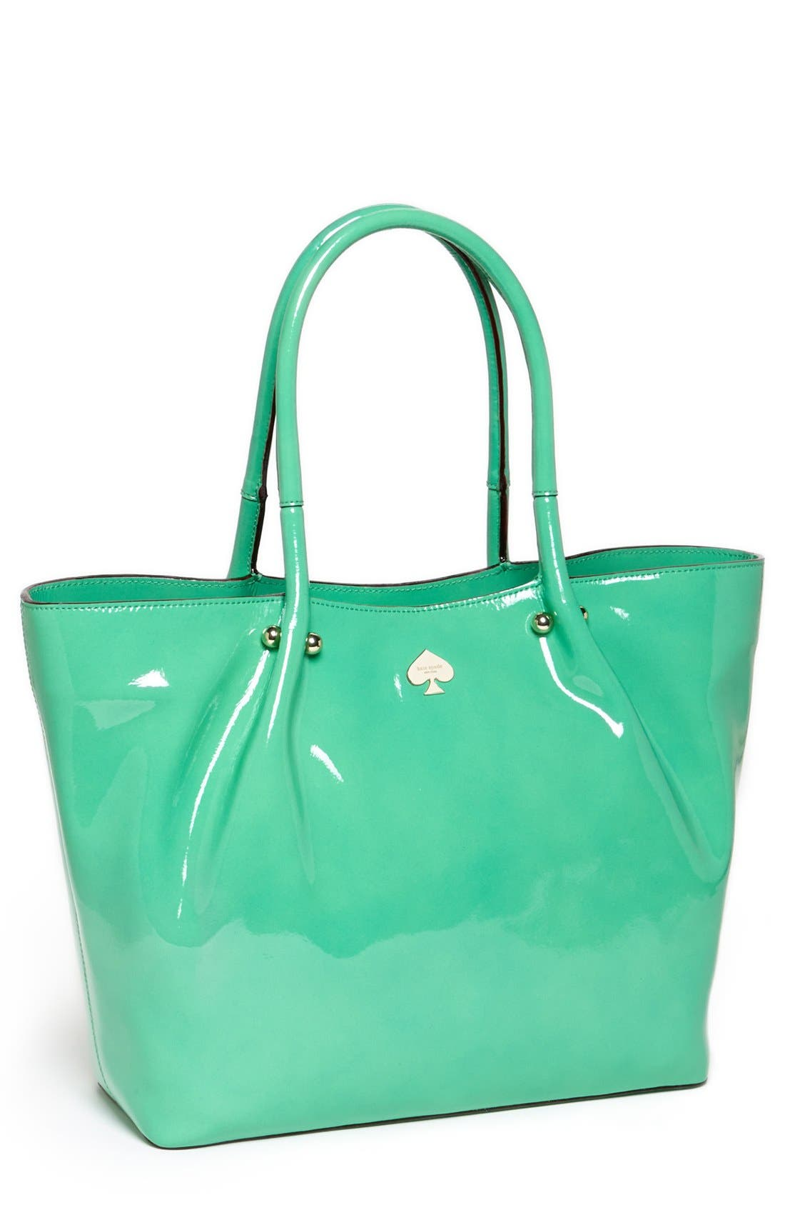 Main Image - kate spade new york 'first prize - tolen' leather tote
