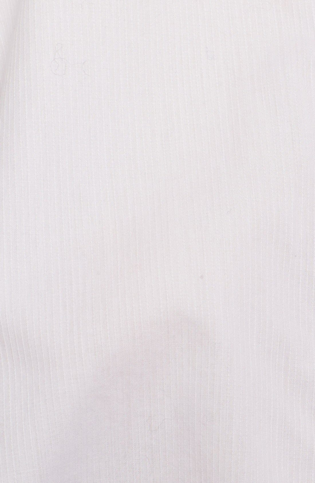 Alternate Image 4  - Elizabeth and James 'Carine' Cotton Shirt