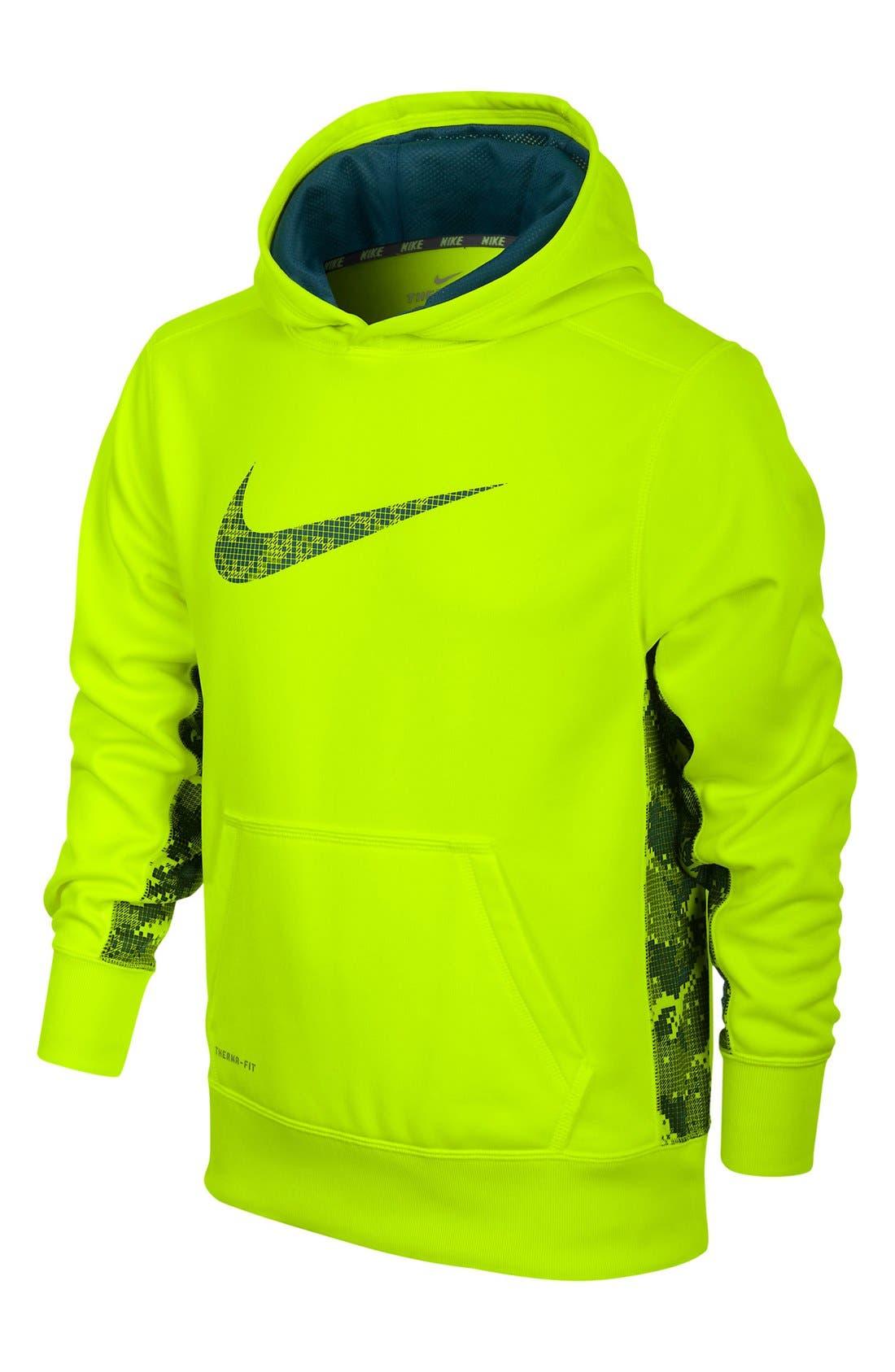 Alternate Image 1 Selected - Nike 'KO 2.0' Hoodie (Big Boys)