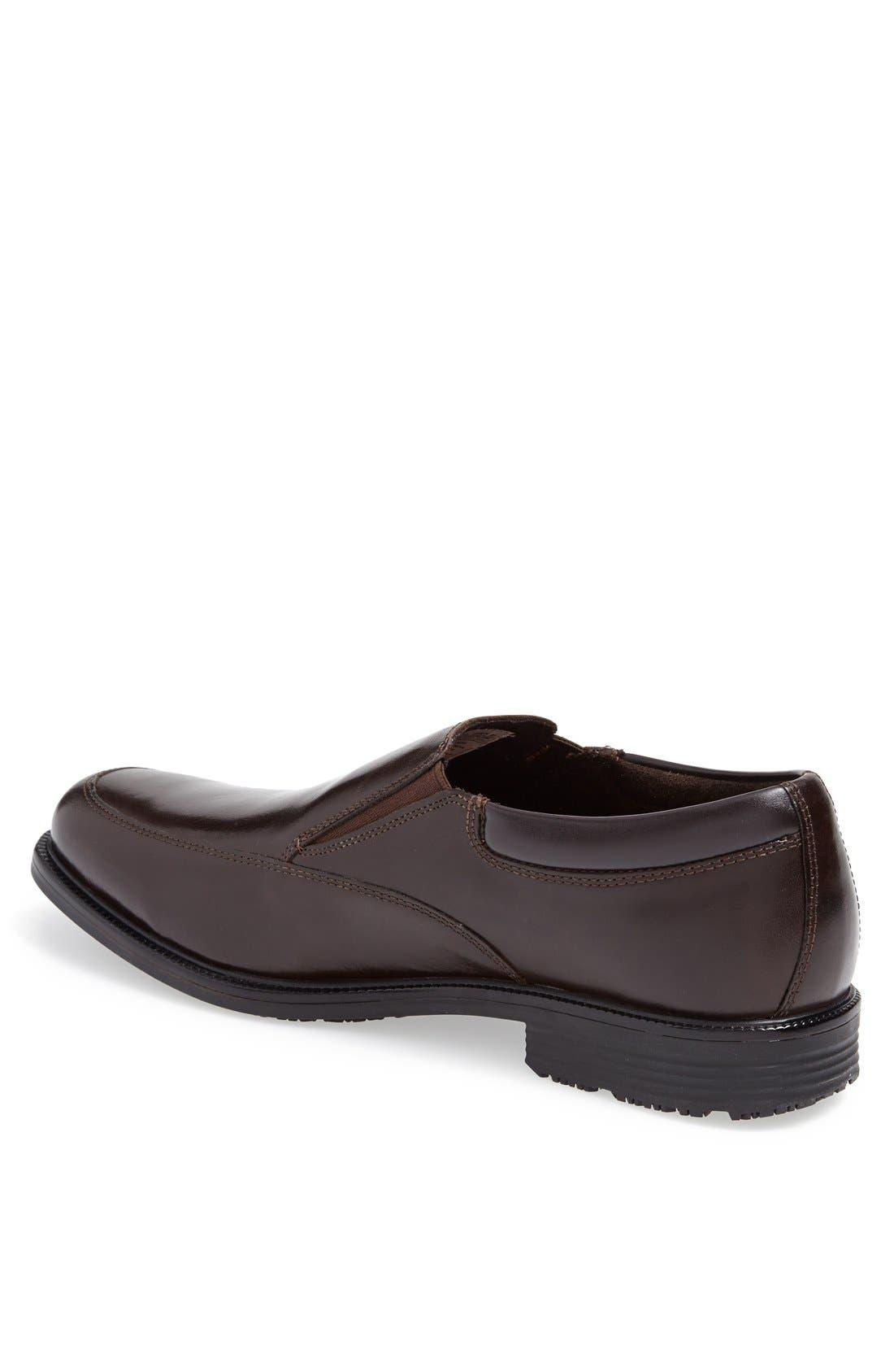 Alternate Image 2  - Rockport 'Essential Details' Waterproof Loafer (Men)
