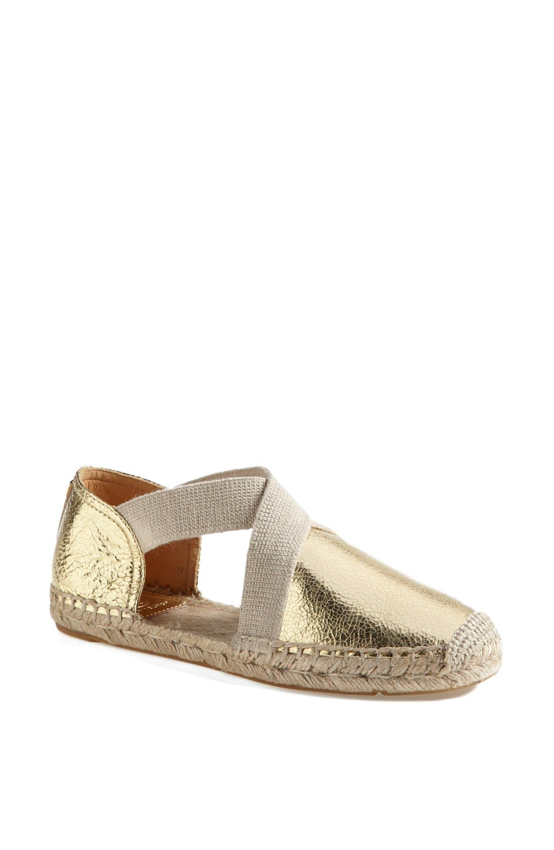Alternate Image 1 Selected - Tory Burch 'Catalina' Espadrille Flat